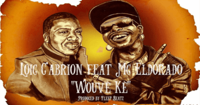 Loïc Cabrion feat MC Eldorado - Wouvè kè