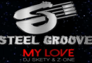 MY LOVE Steel Groove feat DJ Skety / Z-One