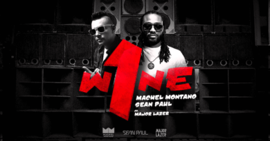 ONE WINE Machel Montano feat Sean Paul