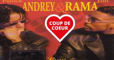 Patrick Andrey & Jim Rama - Face à face volume 1