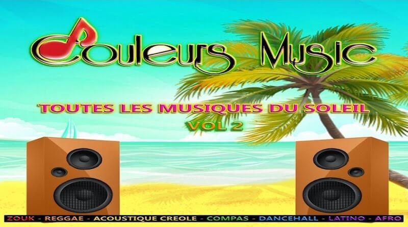 Couleurs music vol. 2