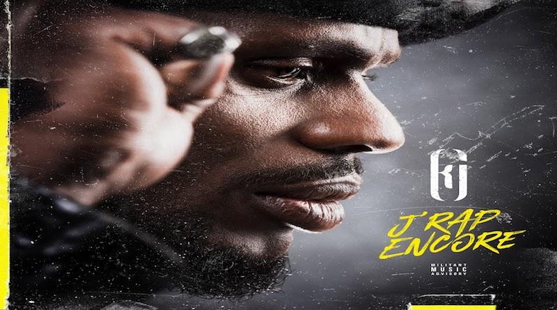 single J'Rap encore KERY JAMES, rap 2018