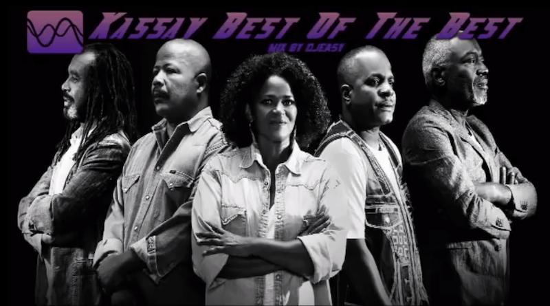 Kassav Best Of The Best Mega Mix By Djeasy