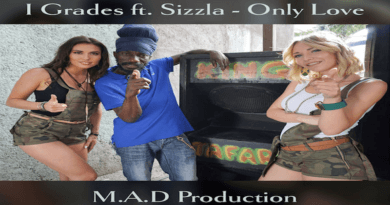 ONLY LOVE I Grades feat Sizzla