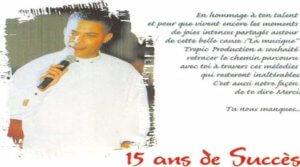 GILLES FLORO 15 ans de succès - Diaman Deben
