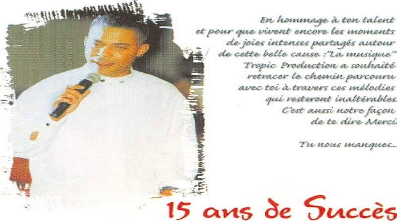 15 ans de succes GILLES FLORO - Diaman Deben
