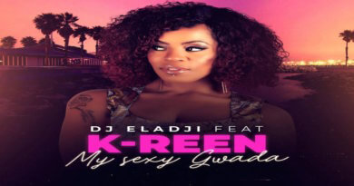 Zouk 2020, single de K-Reen, My Sexy Gwada