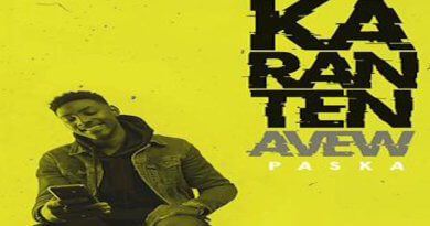 Karantèn-avew-PASKA-single-kompas-2020
